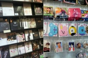 Kpop Albums and Merch In Nepal